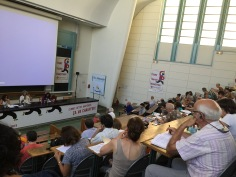 Systemic Alternatives and State Power, Summer Attac University, Marseille, France, August 2014.